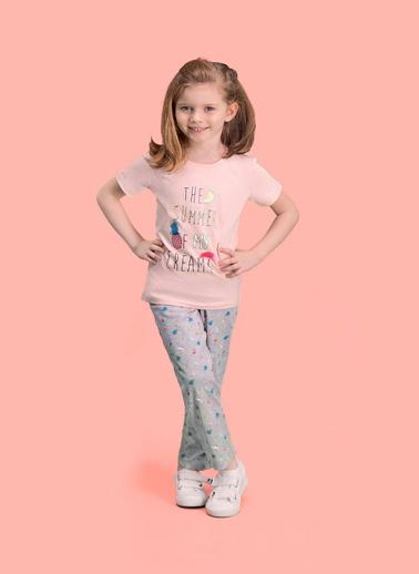 Roly Poly Rolypoly The Summer Kız Çocuk Pijama Takımı Pembe
